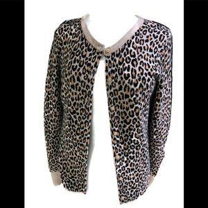 Leopard Sweater.